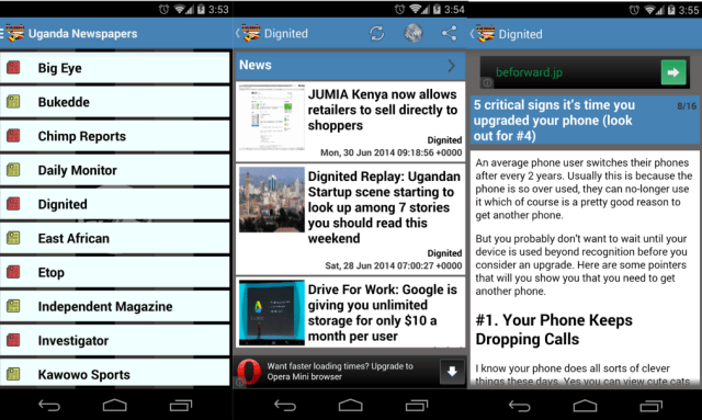uganda newspapers Apps