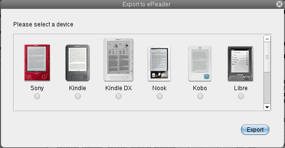 Download the content to your e-reader