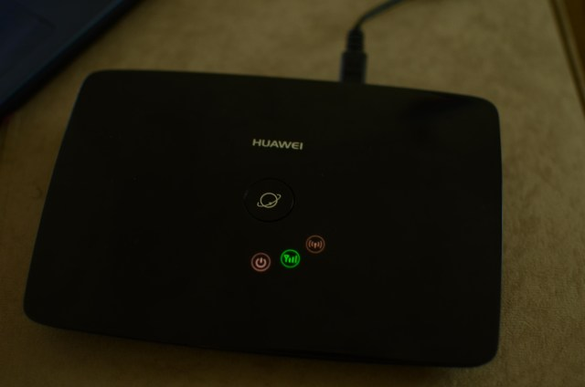 Huawei Wireless gateway