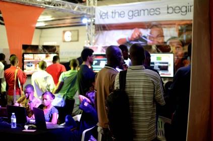 Gamers' Hub