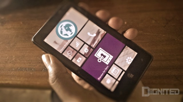 Windows phone 8.1 preview