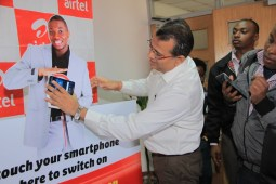 Airtel Uganda Switch on