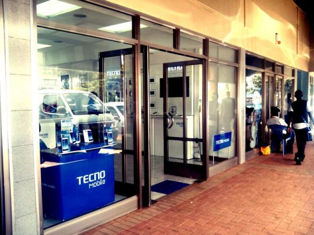 Tecno Store In Uganda