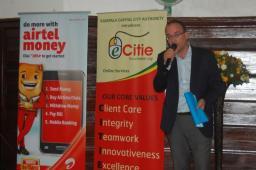 airtel money kcca partnership