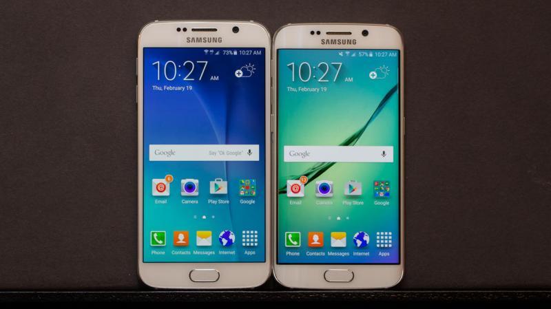 Samsung Galaxy S 6 vs Samsung Galaxy S 5 - Phone specs comparison
