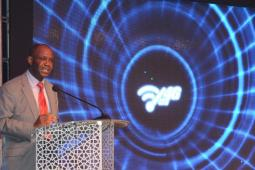 Tanzania's Minister of Communications, Science and Technology Professor Makame Mbarawa