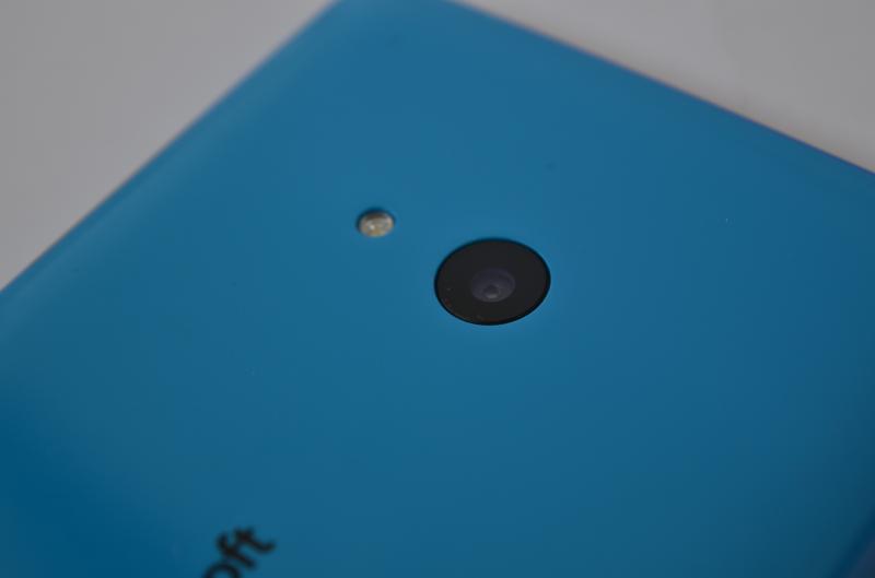 Lumia 540 camera