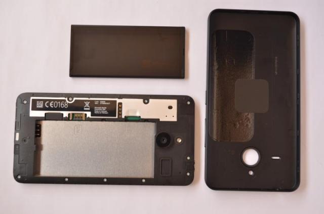Lumia 640 XL parts
