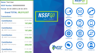 nssf go mobile app