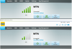 mtn uganda mifi web interface