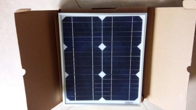 ReadyPay Solar Panel