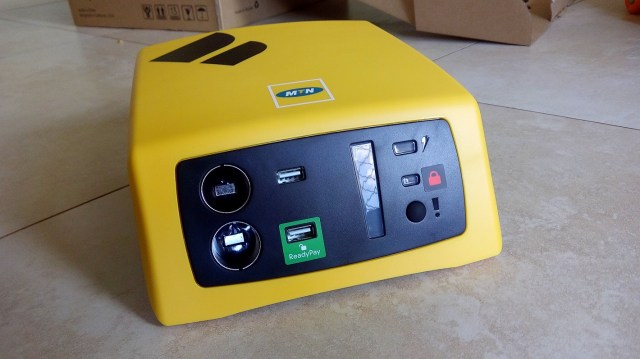 ReadyPay Solar Unit