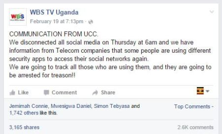 WBS about UCC
