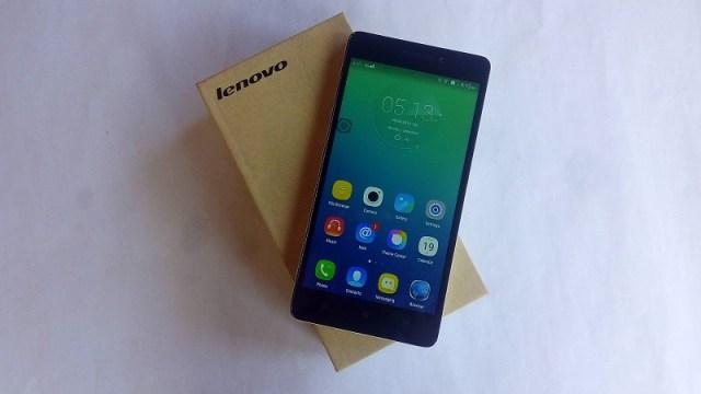 Lenovo K3 Note box