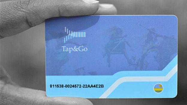 Tap & Go Rwanda