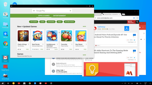 Remix Google Play Store