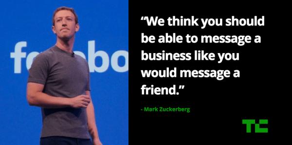 Zuckerberg Tech Crunch