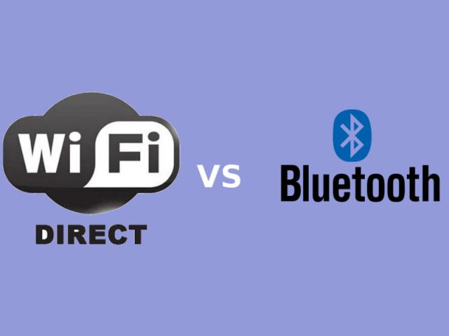 wifi vs bluettooth