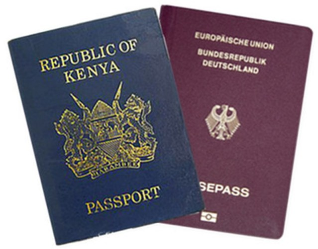 Kenya launches the E-passport to replace the booklets - Dignited