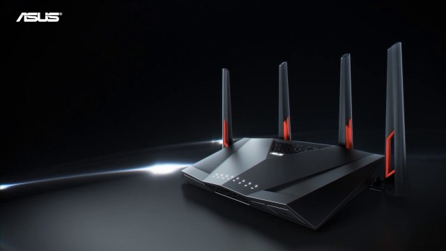 ASUS RT AC88U Dual band Gigabit Router