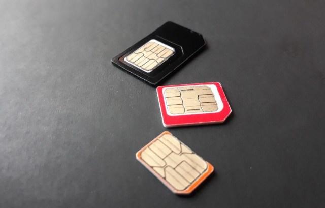 SIM card formats: Nano SIM vs Mini SIM vs Micro SIM