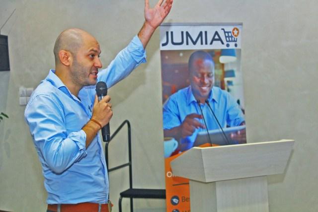 jumia mobile report