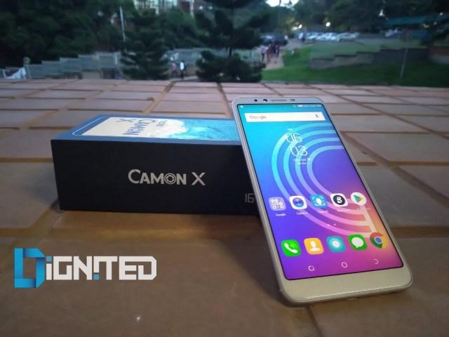 Tecno Camon X First Impressions: Full Display, Sharp Selfies on