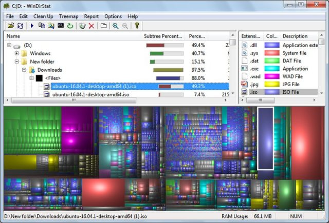 5 great disk usage analyzers for Windows - Dignited