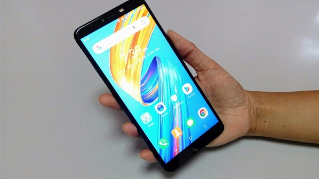 Tecno Spark 2 Review: Affordable device with a humongous battery