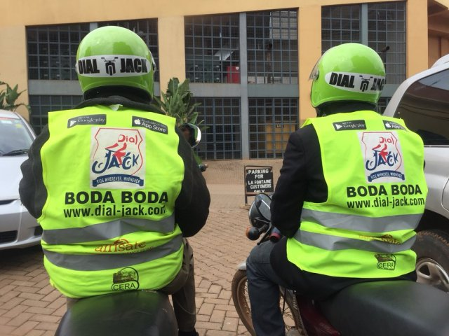Dial Jack, a new boda-hailing app is launching in Uganda  Here's