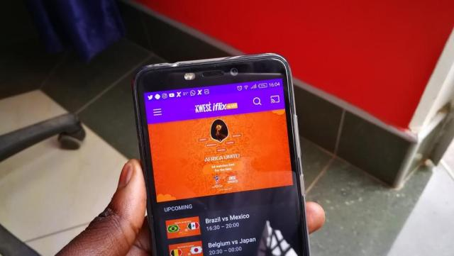 What's the difference between Kwese TV app and Kwese-iflix