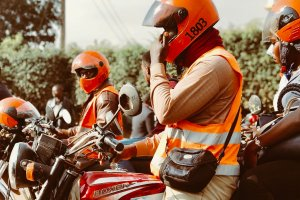 You can now purchase airtime through Safeboda App