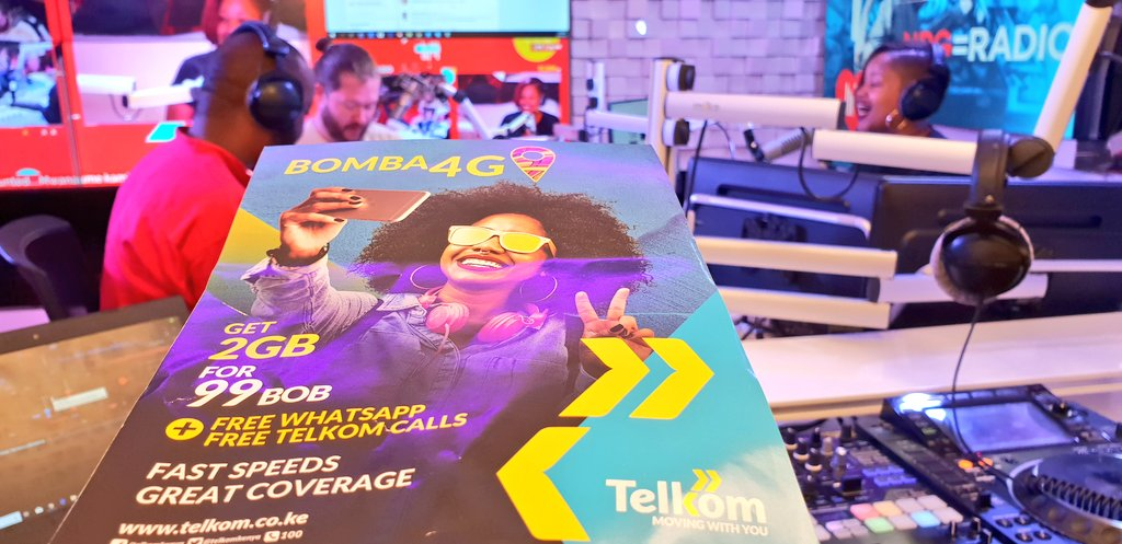 Telkom Kenya is expanding its 4G network in Nairobi to