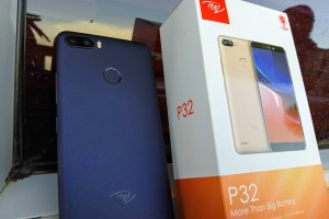 itel P32 Unboxing & First Impressions: A budget smartphone with more than a massive battery