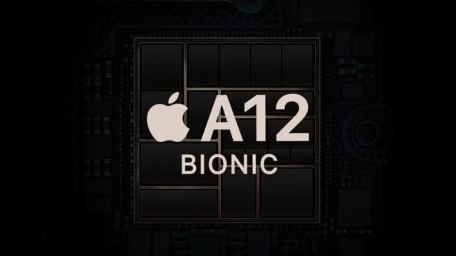 A12 Bionic chipset
