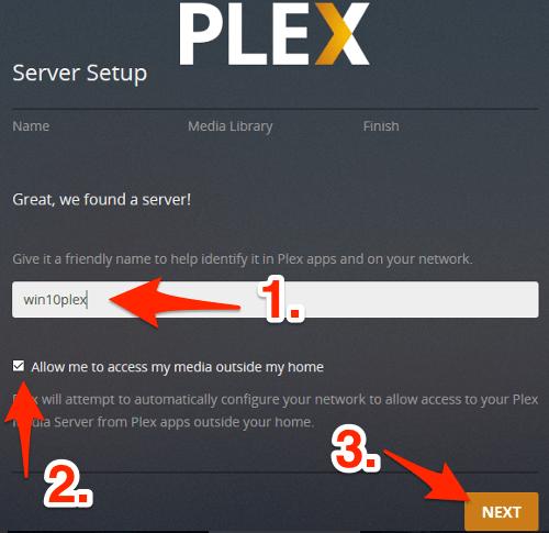 How to Set up Plex on Windows PC