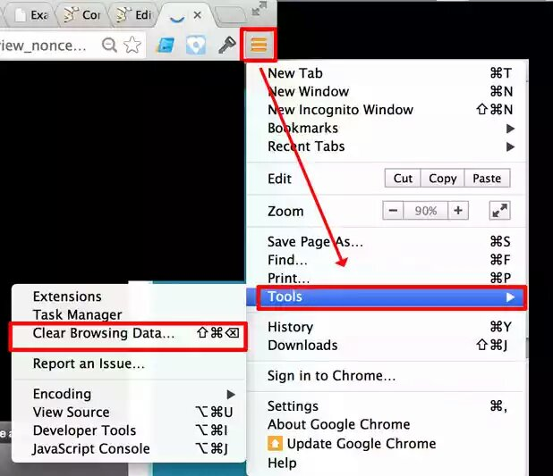 how to clear your browser history on chrome and firefox dignited