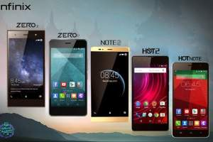 The Zero, Hot, Note, and Smart series: A guide to Infinix smartphones