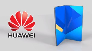 Huawei foldable phone