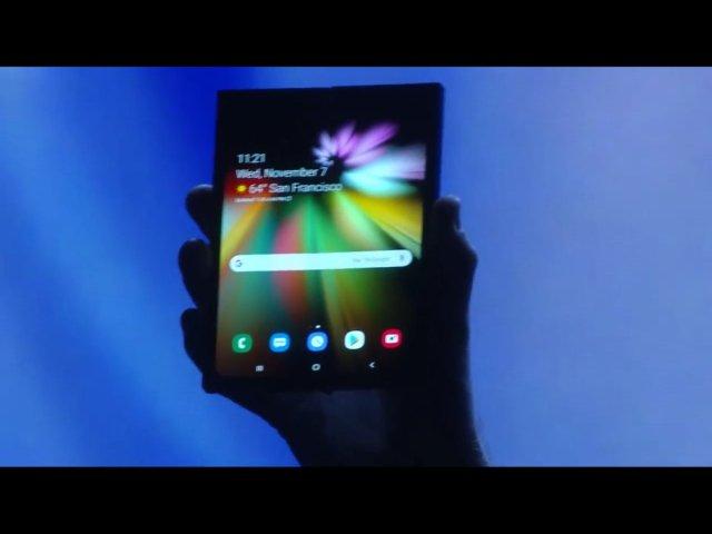 Samsung Infinity Flex Display