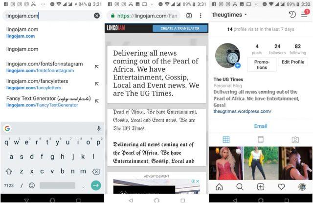 Instagram Bio Generator App - How To Hack Instagram Account 2019