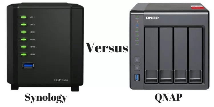 Synology or QNAP: Which NAS device is best for you - Dignited