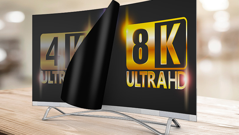 How different is 8K from 4K? - Dignited