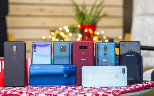 smartphone trends 2018