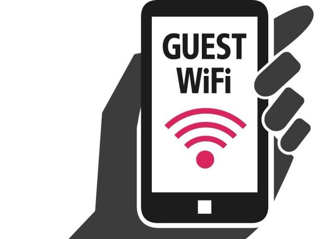 Guest WiFi Network
