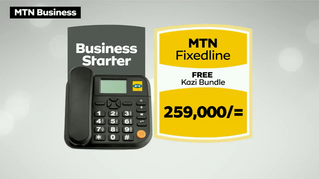 MTN Business packs