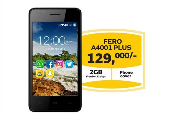 Cheapest smartphones in Uganda