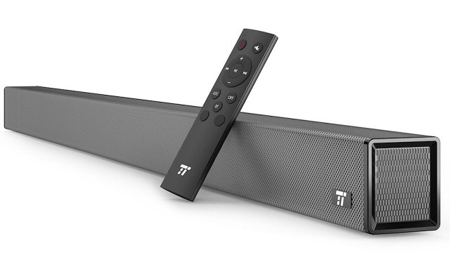 Budget TV soundbars