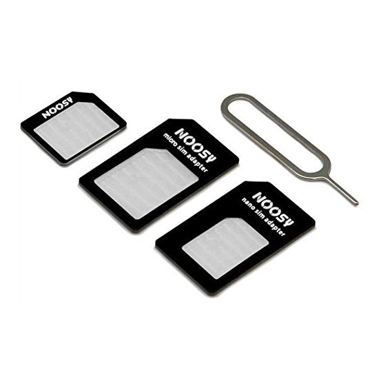 Convert micro sim to nano sim and back with a sim card size