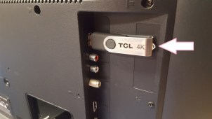 uses of TV USB ports
